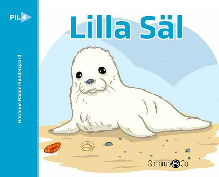 Lilla Säl af Marianne Søndergaard