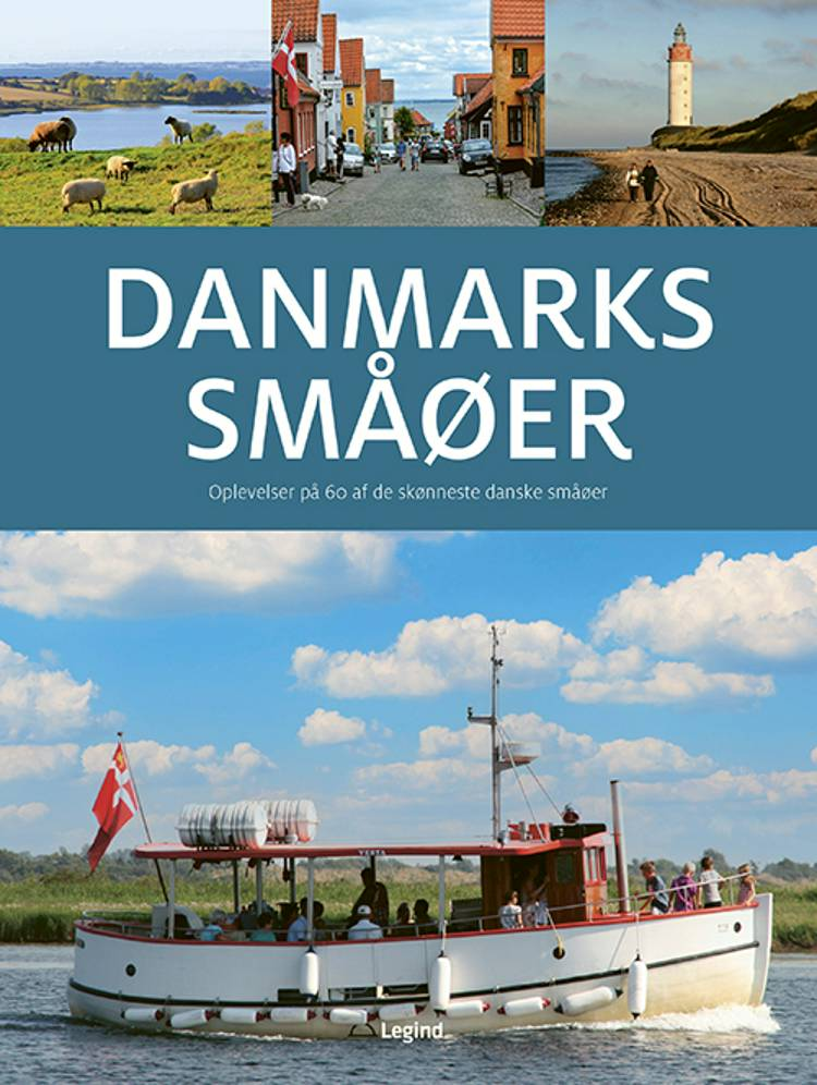 Danmarks småøer af Jørgen Hansen
