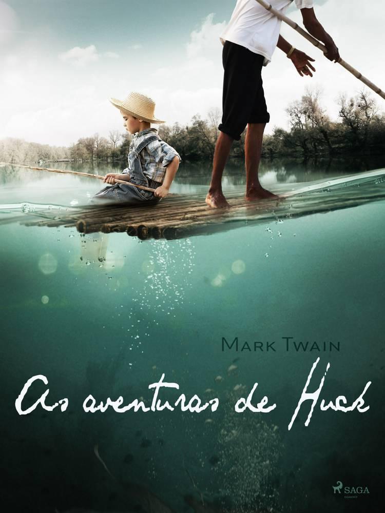 As aventuras de Huck af Mark Twain
