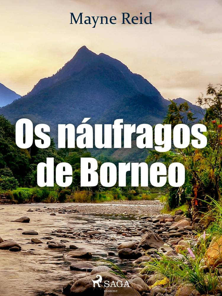 Os náufragos de Borneo af Mayne Reid