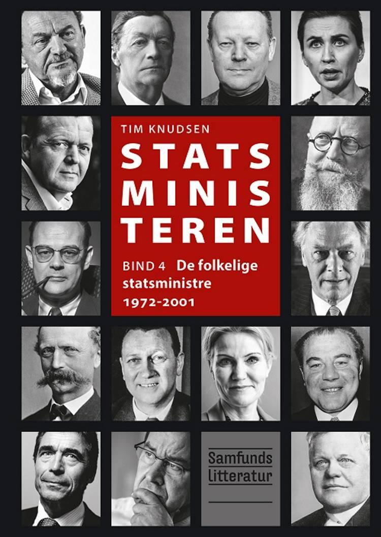 Statsministeren 4 af Tim Knudsen