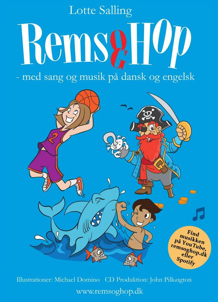 Rems og hop af Lotte Salling