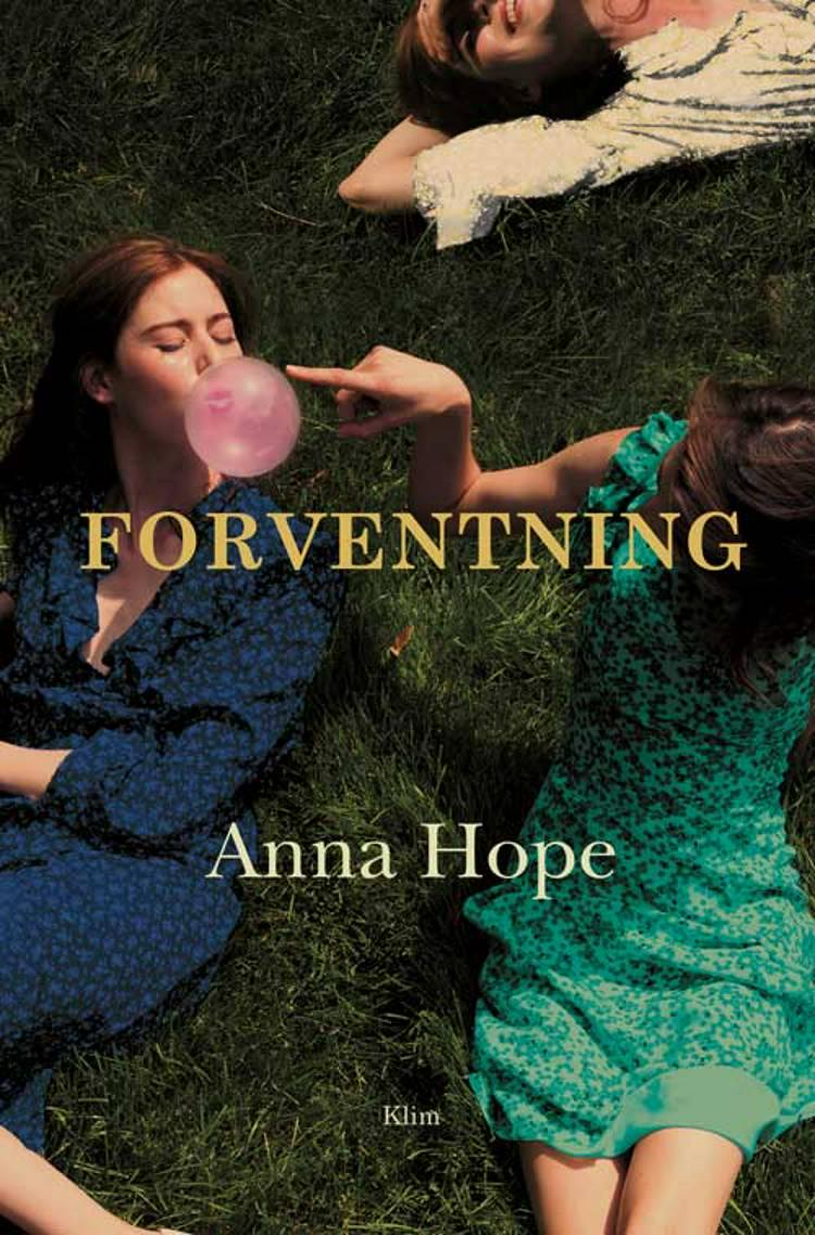 Forventning af Anna Hope