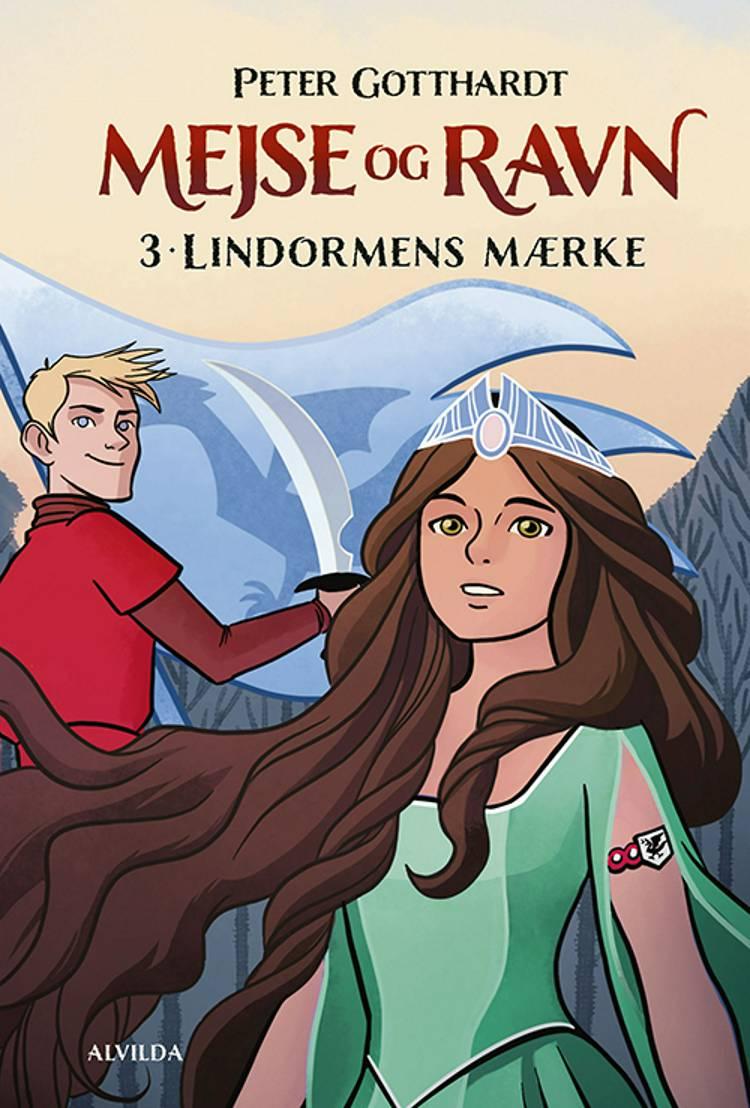 Mejse og Ravn 3 - Lindormens mærke af Peter Gotthardt