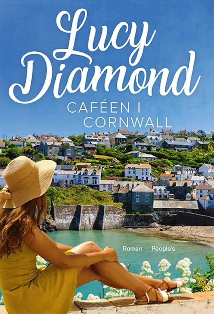 Caféen i Cornwall af Lucy Diamond