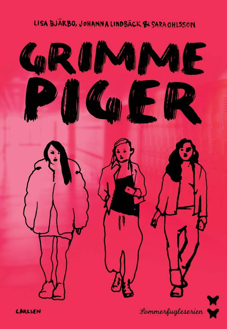 Grimme piger af Anja Meyer