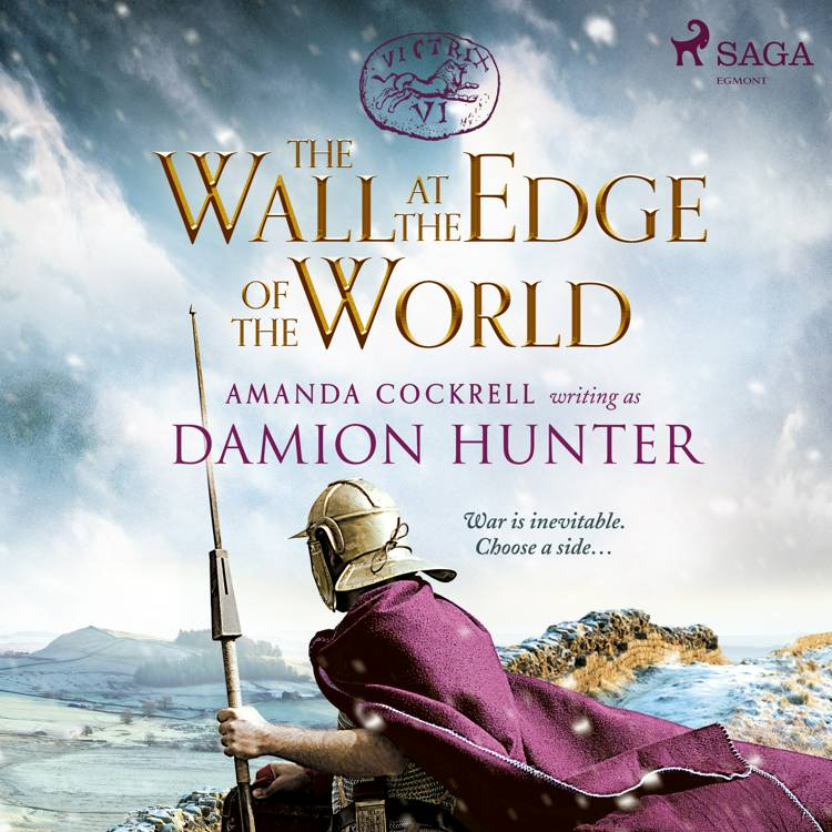 The Wall at the Edge of the World af Damion Hunter