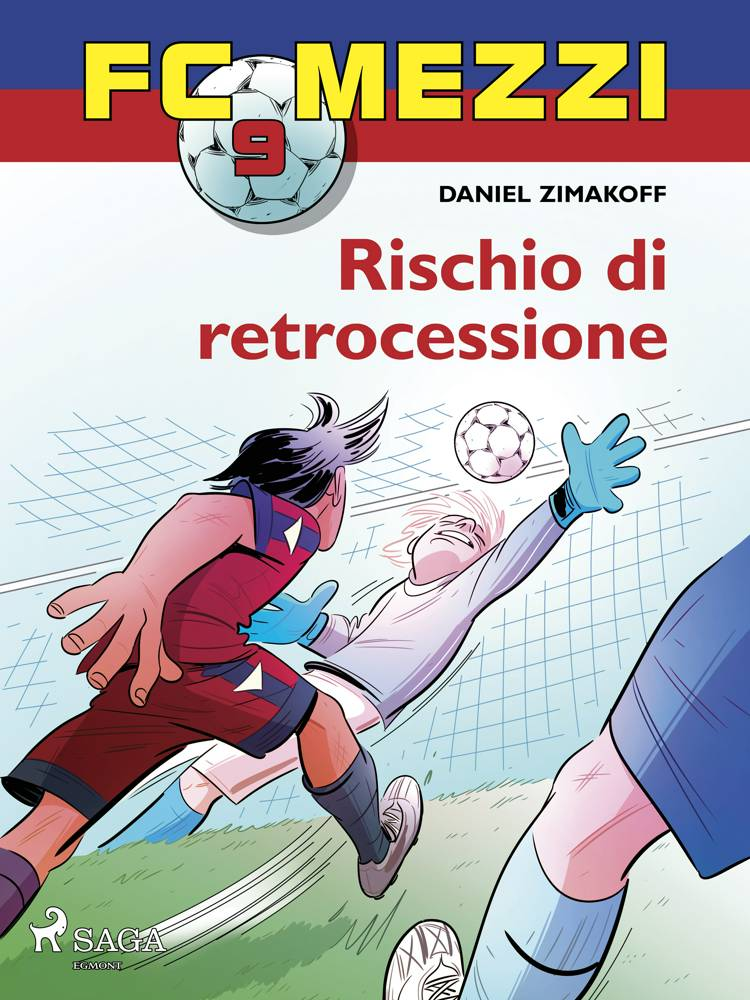 FC Mezzi 9 - Rischio di retrocessione af Daniel Zimakoff