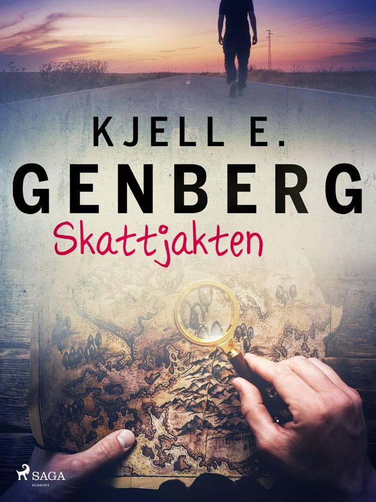 Skattjakten af Kjell E. Genberg
