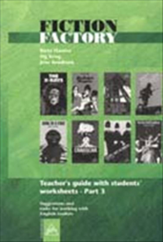 Fiction factory: Teacher´s guide 3 af Birte Hasner, Jens Bendtsen og Michael Sigmund Krug