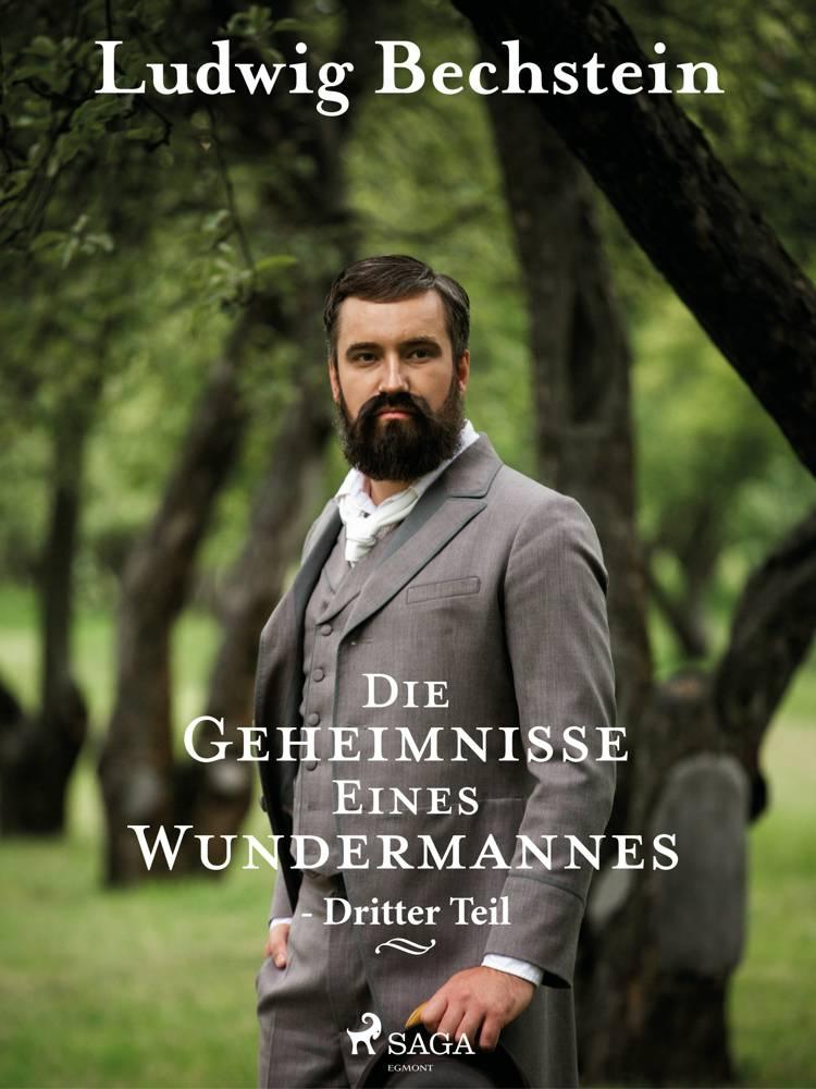 Die Geheimnisse eines Wundermannes - Dritter Teil af Ludwig Bechstein
