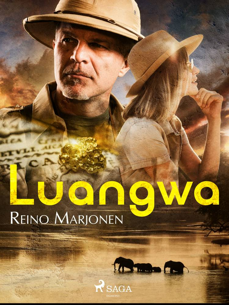 Luangwa af Reino Marjonen