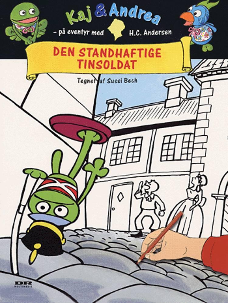 Den standhaftige tinsoldat af Kjeld Nørgaard