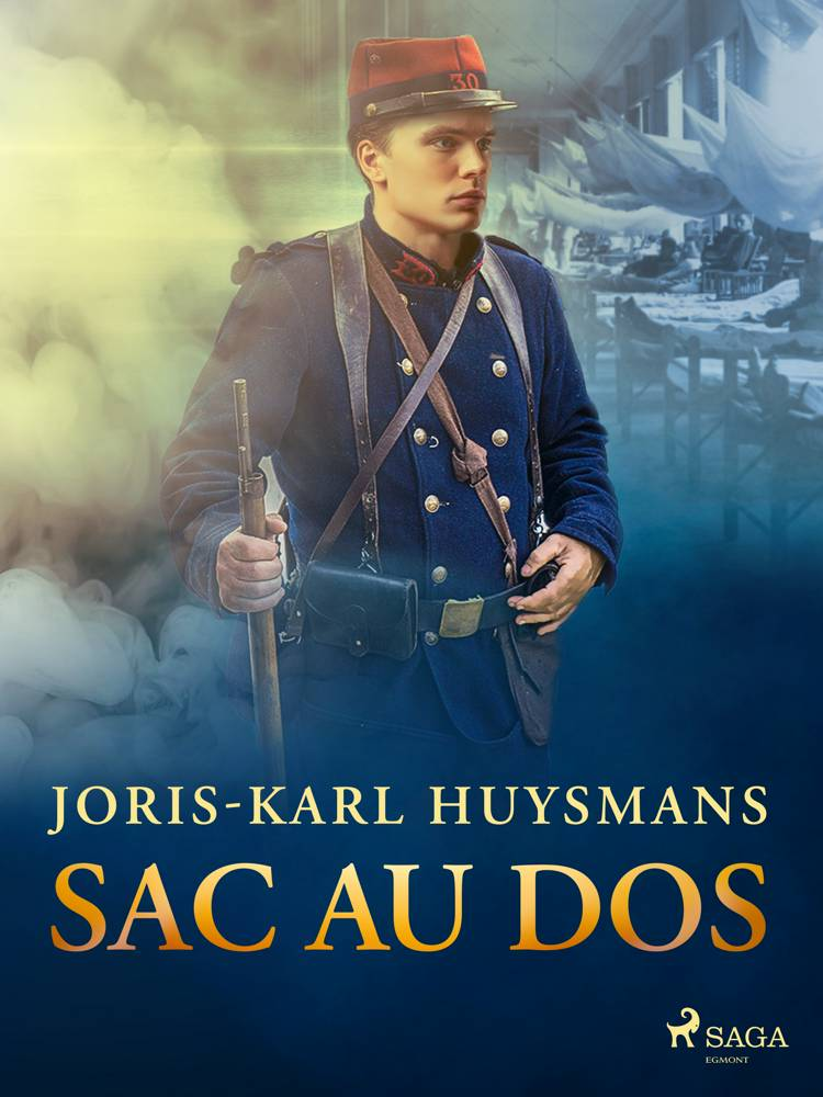 Sac au Dos af Joris-Karl Huysmans