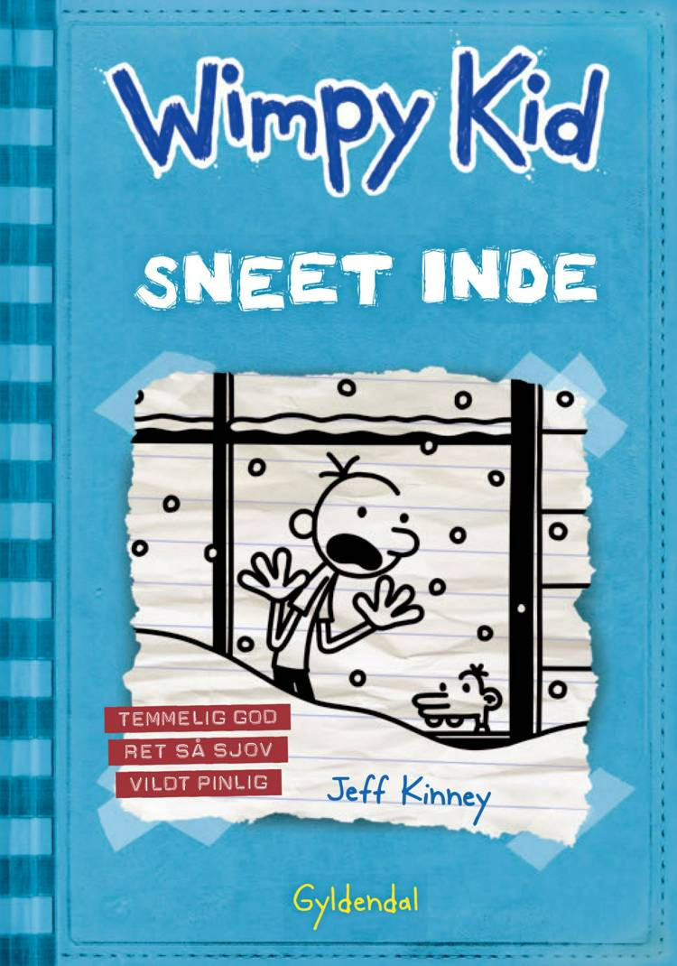 Wimpy Kid 6 - Sneet inde af Jeff Kinney