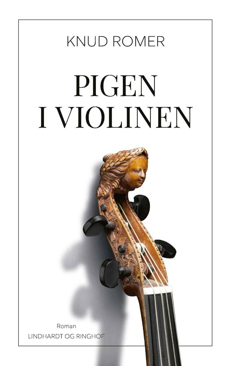 Pigen i violinen af Knud Romer