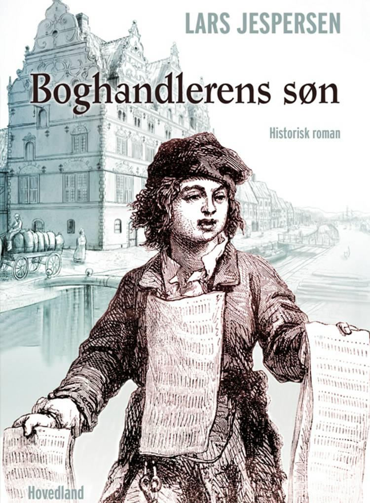Boghandlerens søn af Lars Jespersen
