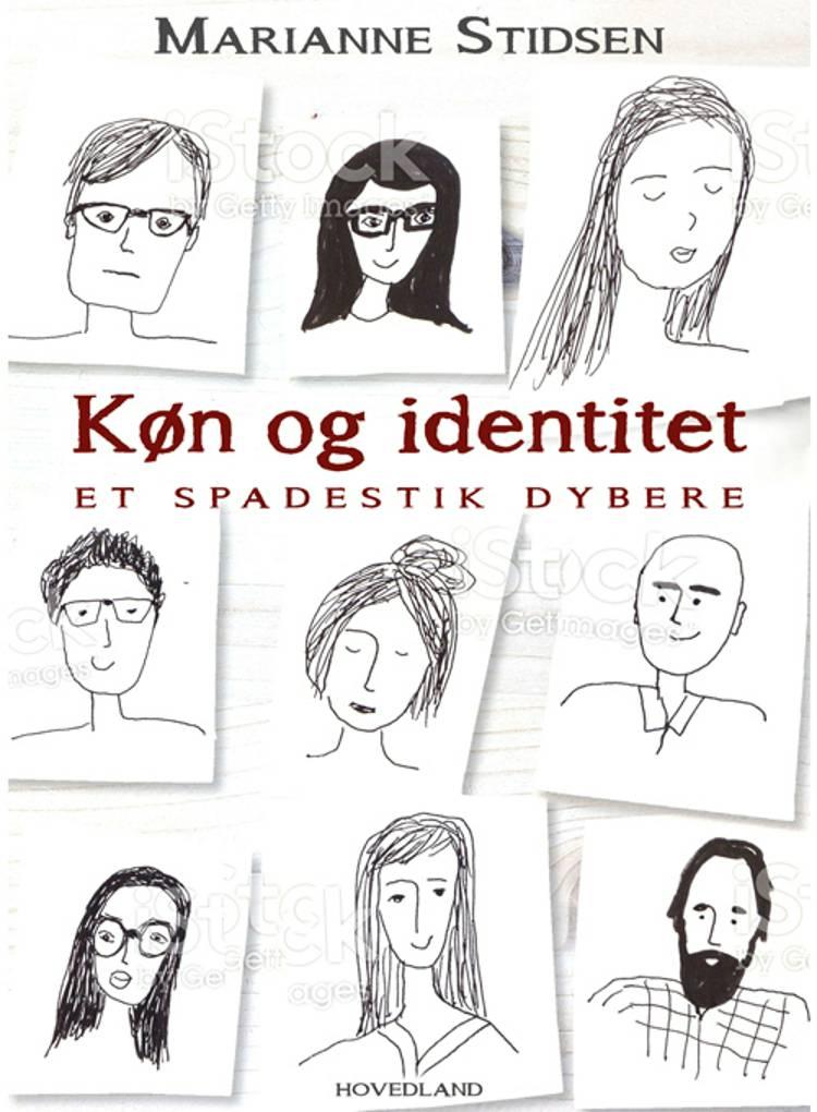 Køn og identitet af Marianne Stidsen