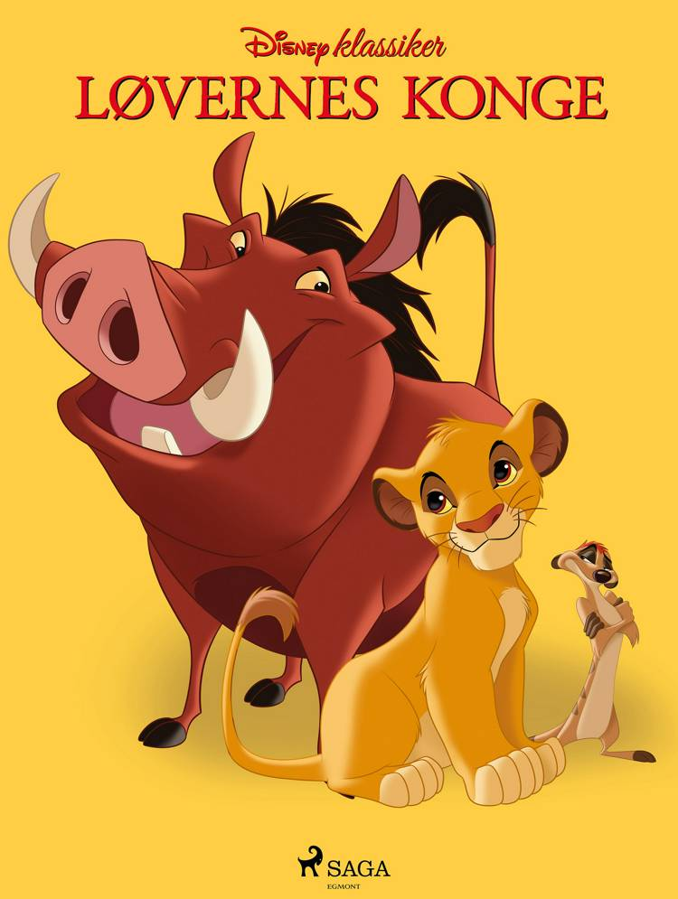 Løvernes konge af Disney