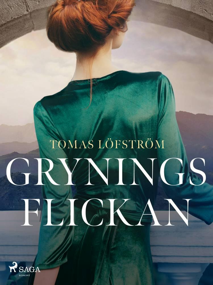 Gryningsflickan af Tomas Löfström