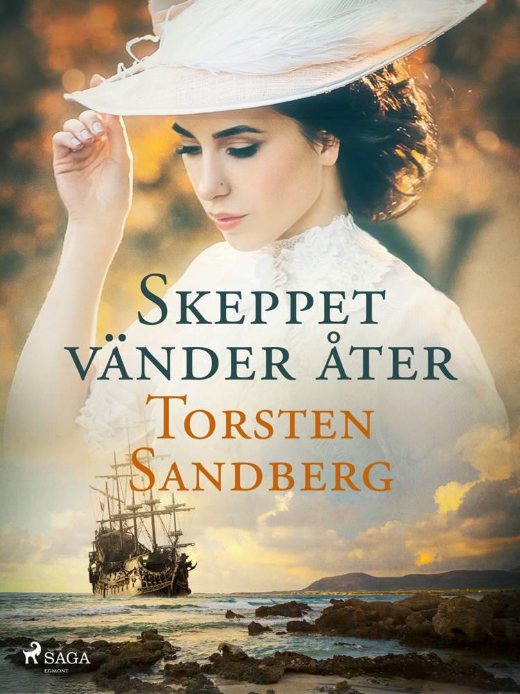 Skeppet vänder åter af Torsten Sandberg