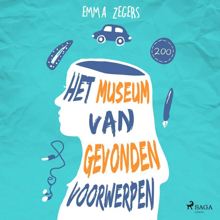 Het museum van gevonden voorwerpen af Emma Zegers