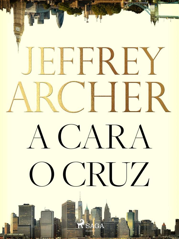 A cara o cruz af Jeffrey Archer