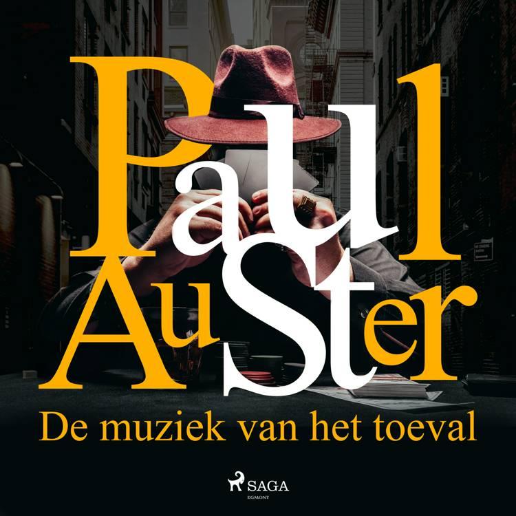 De muziek van het toeval af Paul Auster
