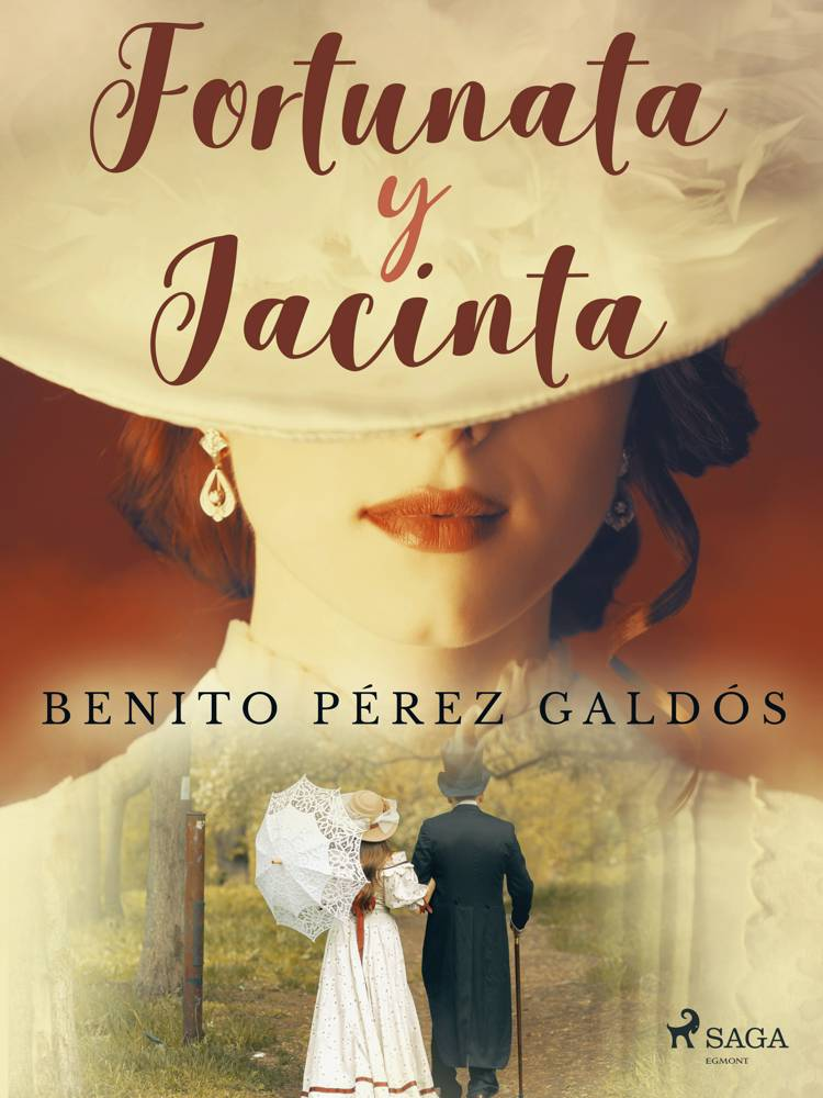 Fortunata y Jacinta af Benito Perez Galdos
