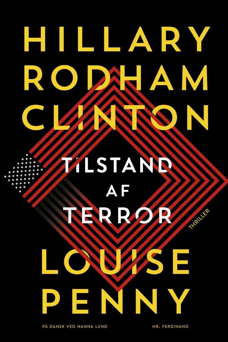 Tilstand af terror af Hillary Rodham Clinton og Louise Penny