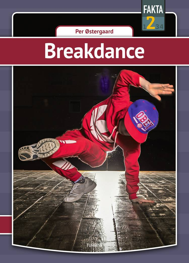Breakdance af Per Østergaard