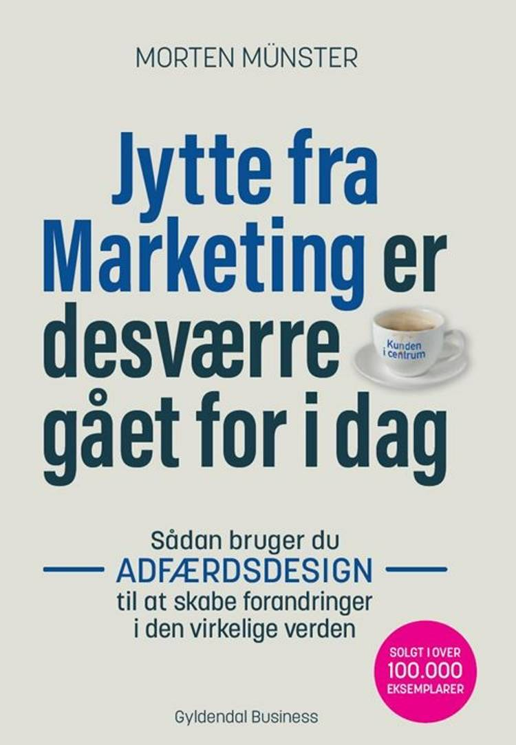 Jytte fra Marketing er desværre gået for i dag af Morten Münster