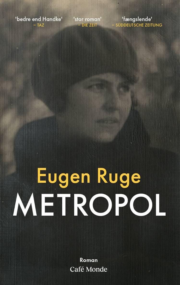Metropol af Eugen Ruge