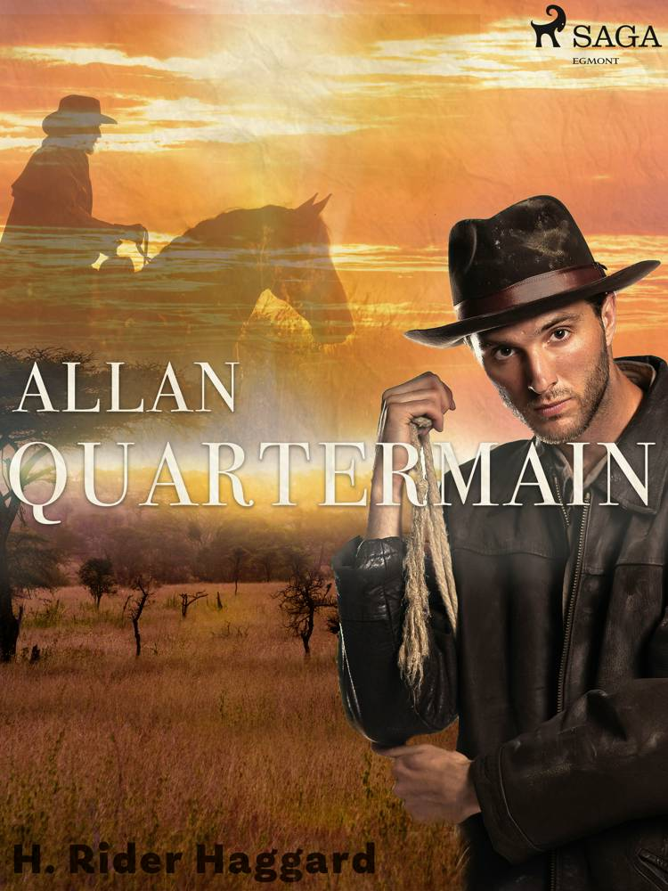 Allan Quatermain af Henry Rider Haggard