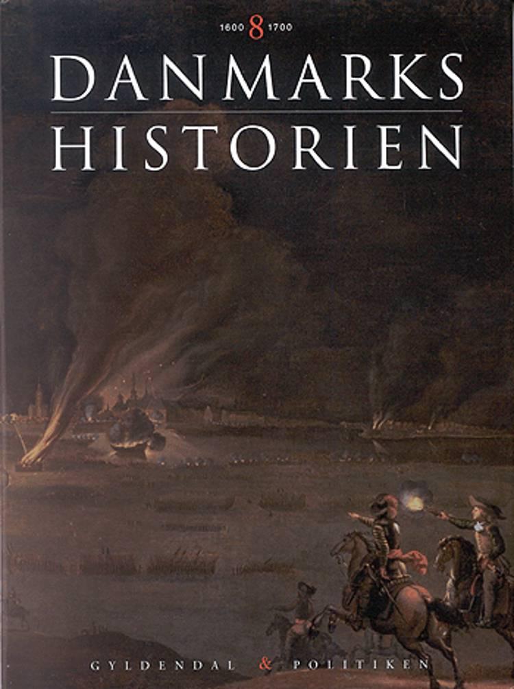 Gyldendal og Politikens Danmarkshistorie af Benito Scocozza