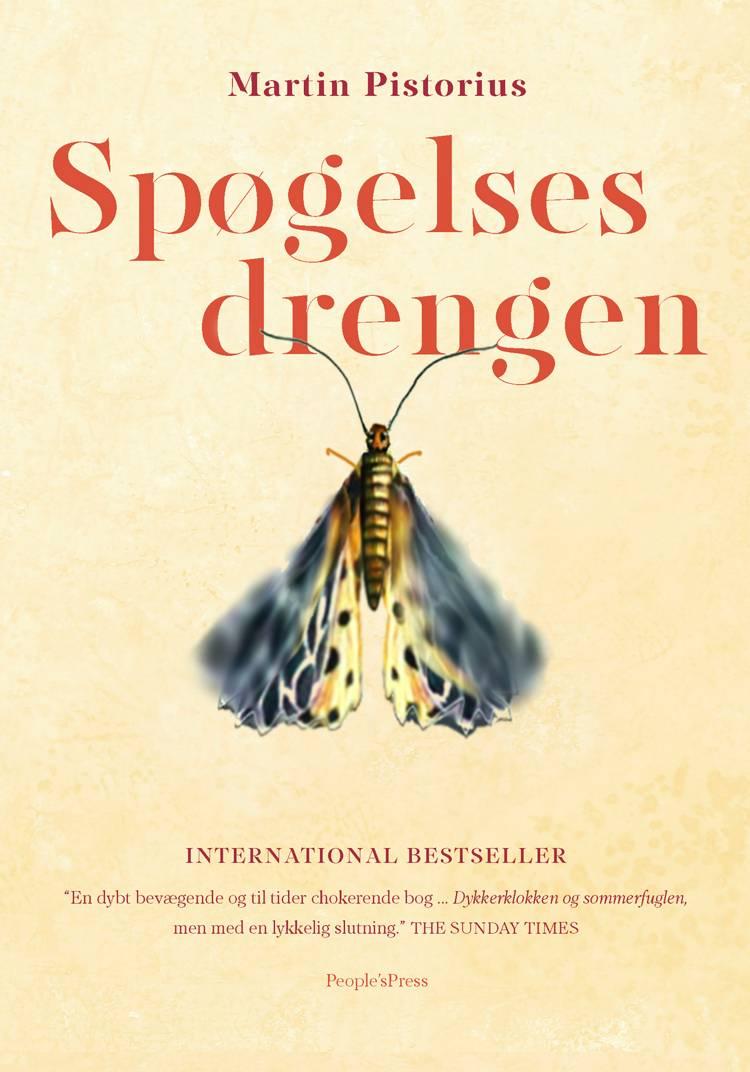 Spøgelsesdrengen af Megan Lloyd Davies og Martin Pistorius