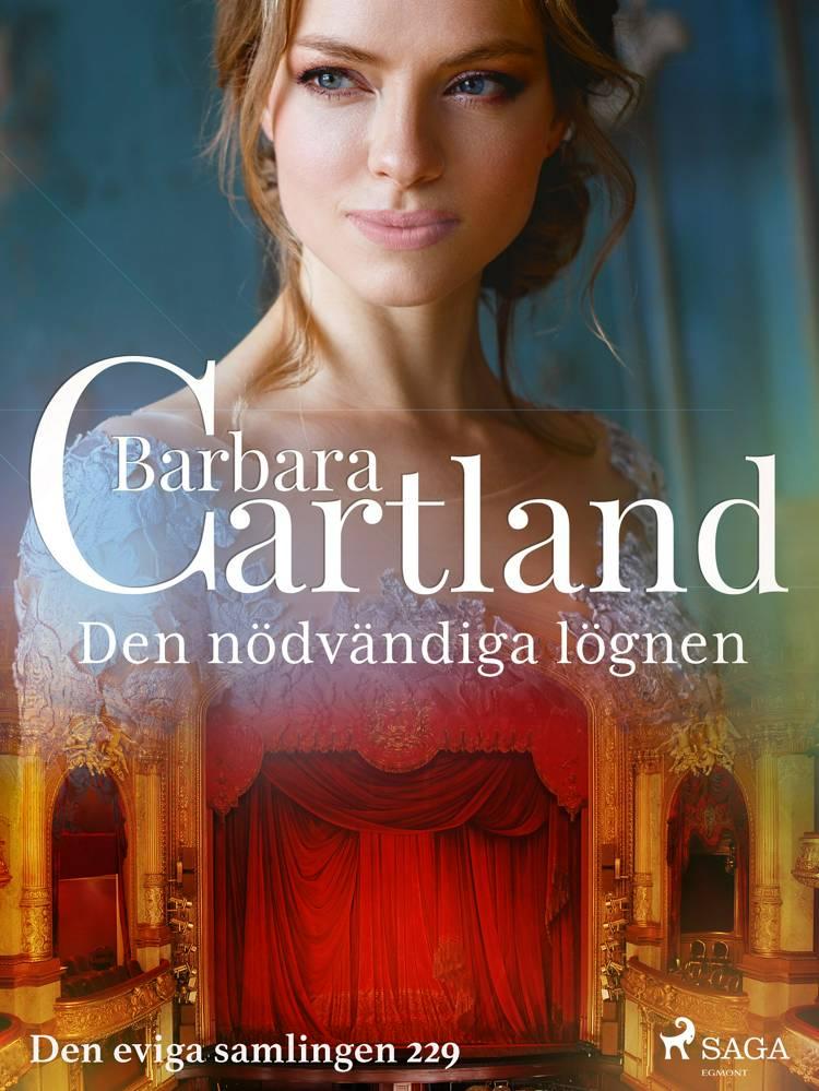 Den nödvändiga lögnen af Barbara Cartland