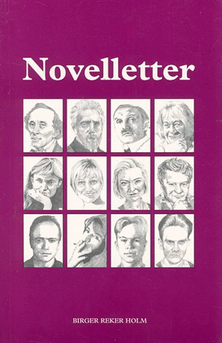 Novelletter af Birger Reker Holm