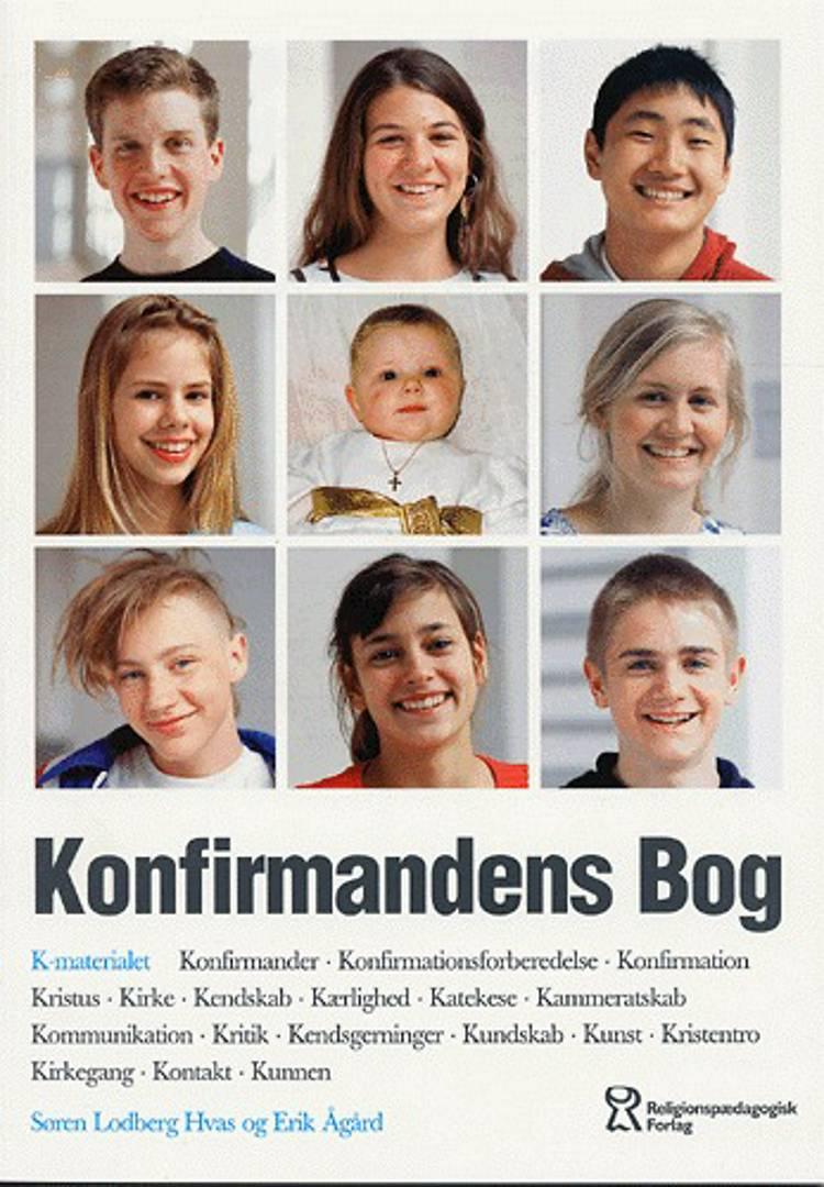 Konfirmandens bog af Erik Ågård og Søren Lodberg Hvas