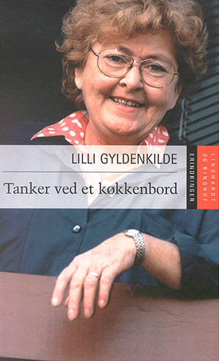 Tanker ved et køkkenbord af Lilli Gyldenkilde og Jakob Kvist
