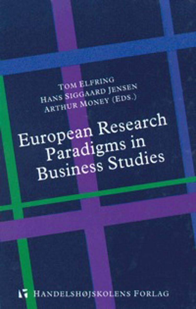 European research paradigms in business studies