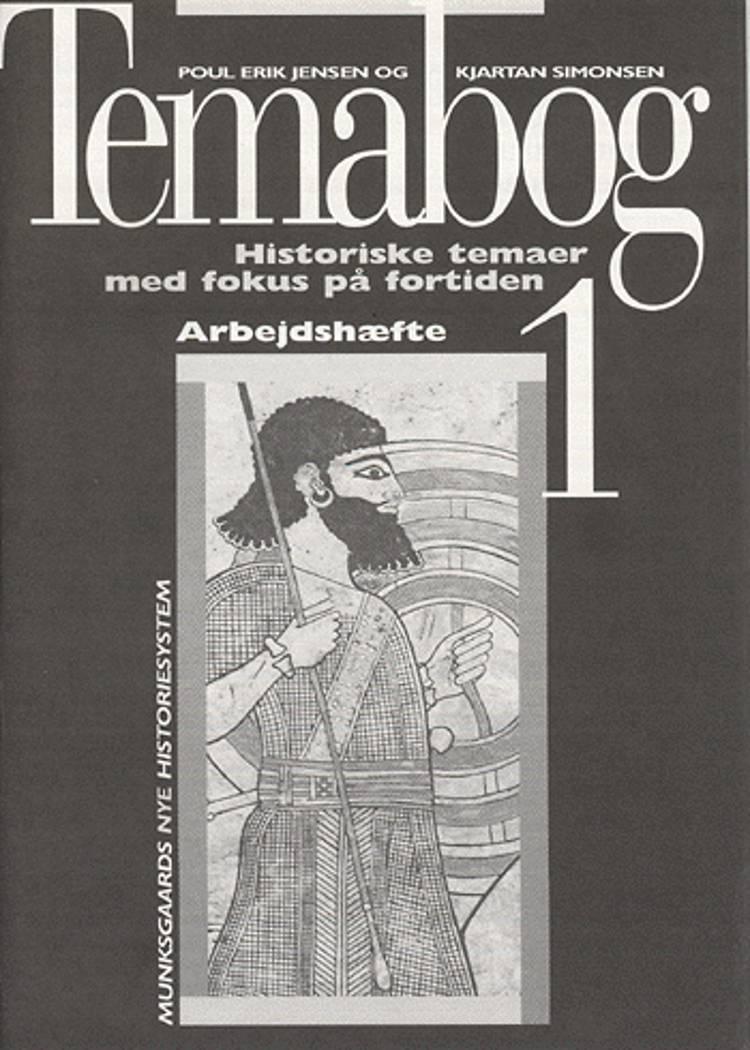Temabog af Poul Erik Jensen og Kjartan Simonsen