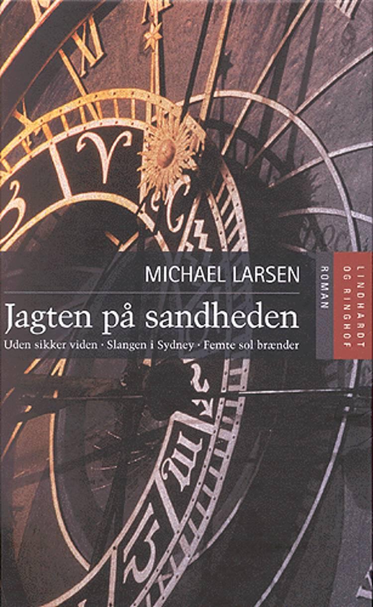 Jagten på sandheden af Michael Larsen