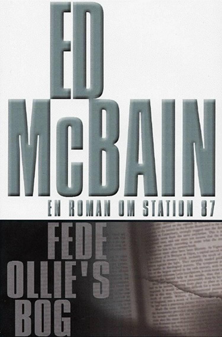Fede Ollies bog af Ed McBain