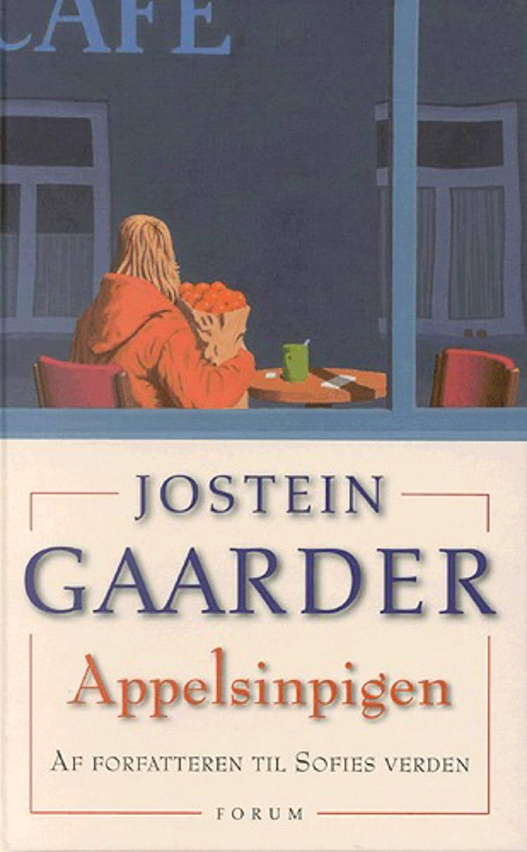 Appelsinpigen af Jostein Gaarder