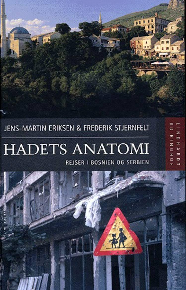 Hadets anatomi af Frederik Stjernfelt og Jens-Martin Eriksen