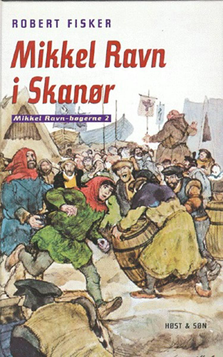 Mikkel Ravn i Skanør af Robert Fisker