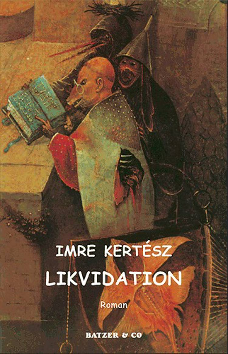 Likvidation af Imre Kertész