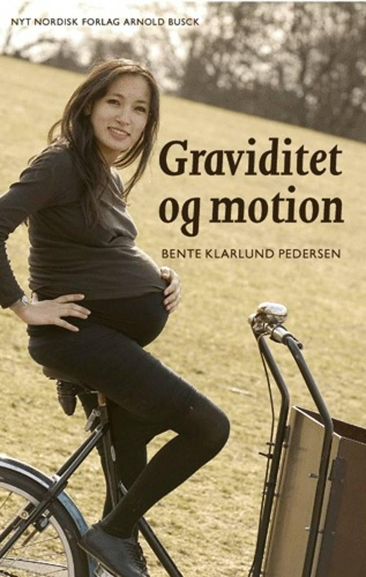 Graviditet og motion af Bente Klarlund Pedersen