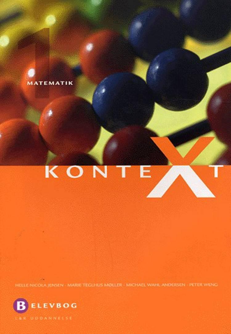 KonteXt 1 af Michael Wahl Andersen, Bent Lindhardt, Marie Teglhus Møller, Helle Nicola Jensen og Lene Lundgaard Dinesen m.fl.